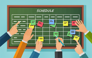 Image result for scheduling
